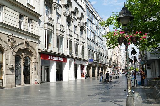 Belgrade, Serbia, Capital, Historically, Road