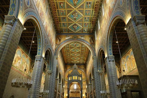 Pécs, Hungary, City, Five Churches, Old Town