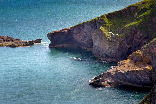 Devon, Torbay, Brixham, Sea, Coast, Town, Coastal