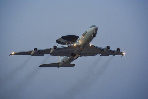 E-3, Awacs, Airborne Warning And Control System