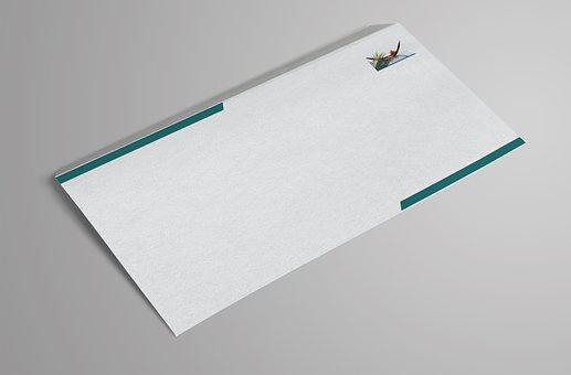Envelope, Letters, Post, Office Supplies, Mailing, Send