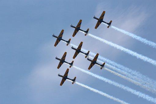 Avión, Tucano, Fuerza, Aérea, Fumasa, Brasil