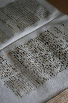 Antiquarian, Old, Literature, Antique, Paper