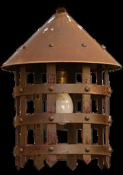 Lamp, Lantern, Middle Ages, Medieval, Lighting, Light