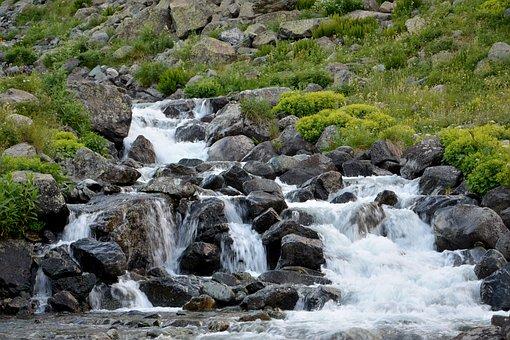 Nature, Landscape, Kaçkars, River, Dd, Fish, Camp