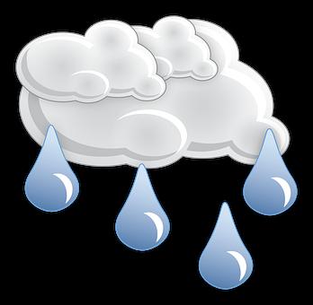 Rain, Clouds, Weather, Bet Ricon, Icon, Rainy