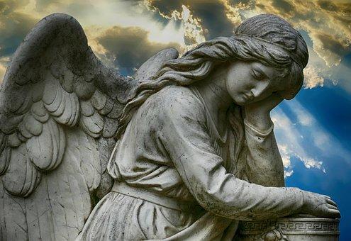 Angel, God, Religion, Heaven, Holy, Spiritual, Faith