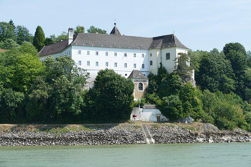 Wachau, Austria, Lower Austria, Danube Valley, Castle