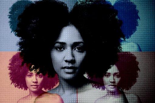 Pop Art, Colors, Edited, Woman, Beautiful, Digital Art
