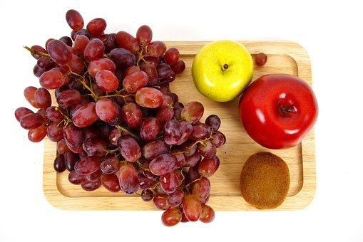 Grapes, Fruit, Freshness, Pine-mushrooms, Large Grape