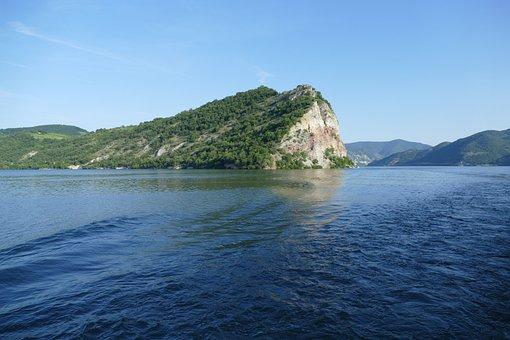 Iron Gate, Danube, Landscape, South East Europe