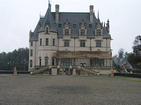 Biltmore, House, Architecture, Carolina, Home, Mansion