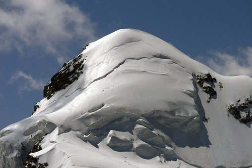 Pollux, Zermatt, Mountain Range, Monterosa, Switzerland