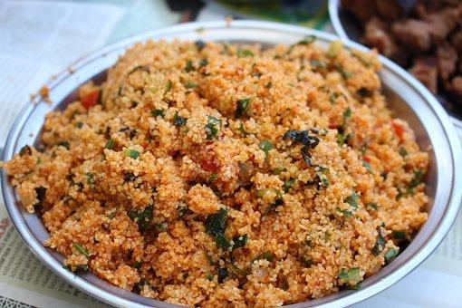 Bulgur, Salad, Turkish Cuisine, Köfte, Starter, Mezze