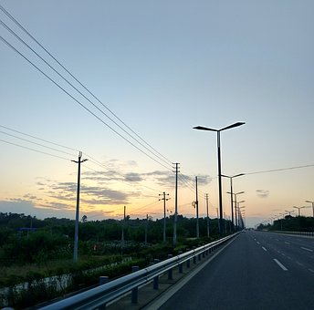 The Road, The Scenery, Cell Phone Cameras