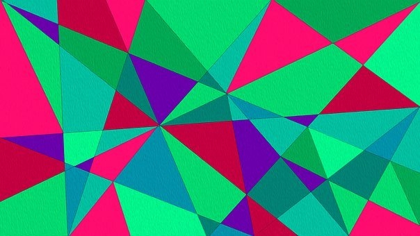 Background, Backdrop, Geometric, Abstract, Triangle