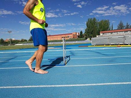 Barefoot, Barefoot Running, Feet