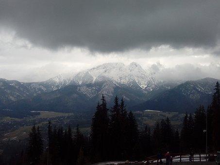 Mountains, Buried, Tatry