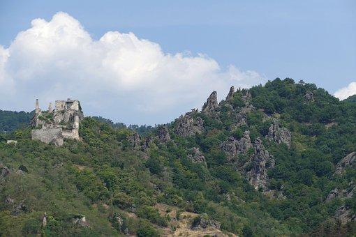 Wachau, Austria, Lower Austria, Danube Valley