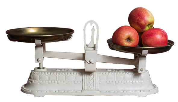 Horizontal, Apple, Weight Control, Fruit, Weigh, Food