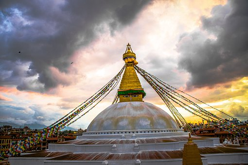 Buddha, Nepal, Hindu, Buddhism, Kathmandu, Stupa