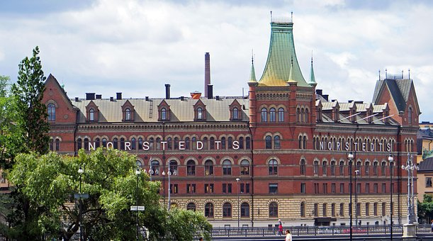 Stockholm, Downtown, Historically, Architecture