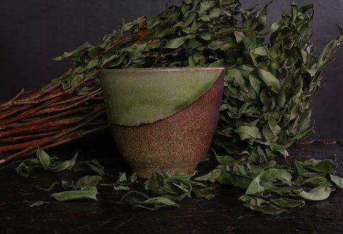 Tea, Green, Mountain, Green Tea, Healthy, Leaf, Tea Cup