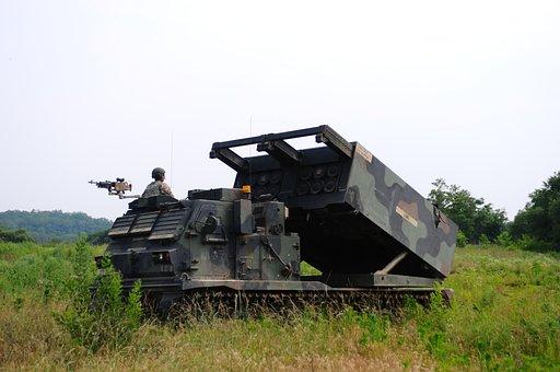 M270, Mlrs, Multiple Launch Rocket System, Us Army