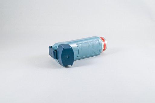 Inhaler, Breath, Asthma, Breathing, Medicine, Medical