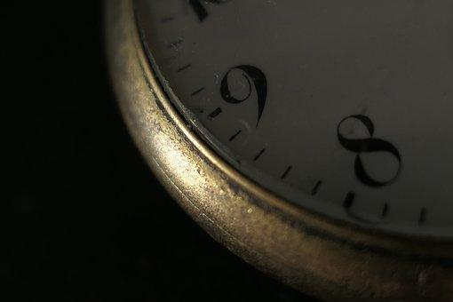 Clock, Pocket Watch, Time, Time Indicating, Nostalgia