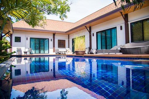 Villa, Nai Harn, Phuket