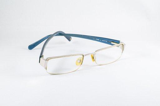 Glasses, Optometry, Eye, Health, Medicine, Vision