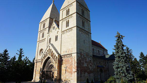 Romanesque Church, Jak Church, Church, Middle Ages