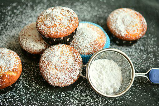 Muffins, Bake, Cake, Pastries, Small Cakes, Cupcakes