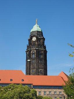 Church Of The Holy Cross Dresden, Cross Church, Dresden