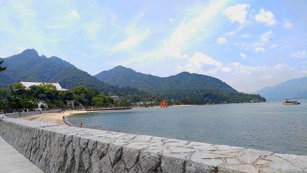 Sky, Sea, Clean, Japan