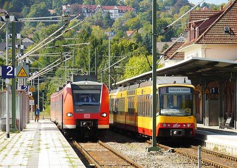 Freudenstadt, Hbf, Hub, Regional Traffic