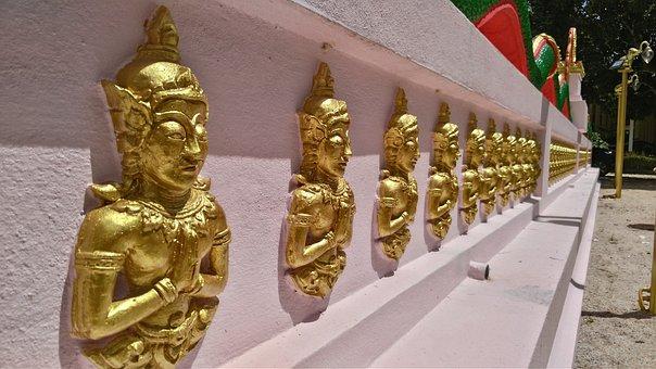 Wat Khiri Wongkaram, Koh Samui, Temple