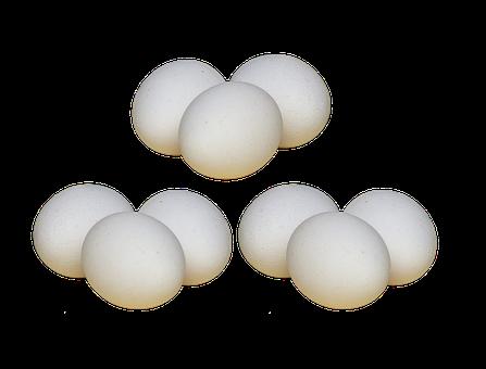 Egg, Chicken Eggs, White, Hen's Egg, Food, Nutrition
