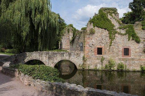 Ruin, Castle, Church, Middle Ages, Broken, Masonry