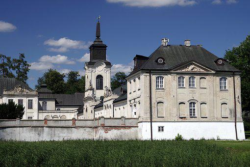 The Palace, Building, The Renaissance, Poland, Radzyń
