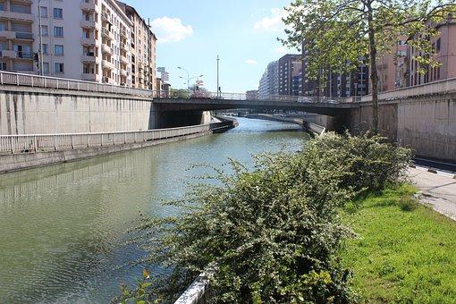 City, South, France, Toulouse, District, Landscape