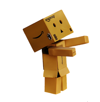 Danbo, Figure, Toys, Deco, Decoration, Cute, Isolated