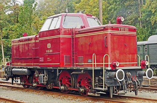 Diesel Locomotive, Rarity, Operational, Osnabrück