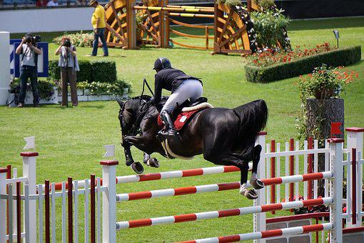 Chio, Aachen, Equestrian, Horses, Tournament, Jump