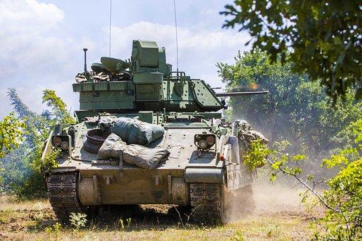 M2a3 Bradley, United States Army, Us Army