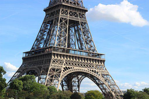 Tower, Paris, Eiffel Tower, City, France, Heritage