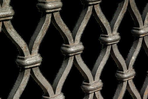 Grid, Protection, Wrought Iron, Iron, Blacksmithing