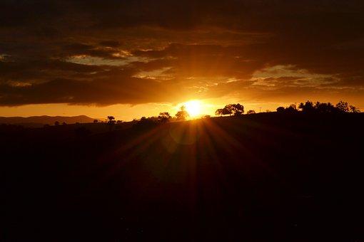 Sunset, The Recôncavo, Baiano