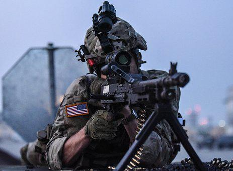 United States Army Soldier, Soldier, Army, Us Army